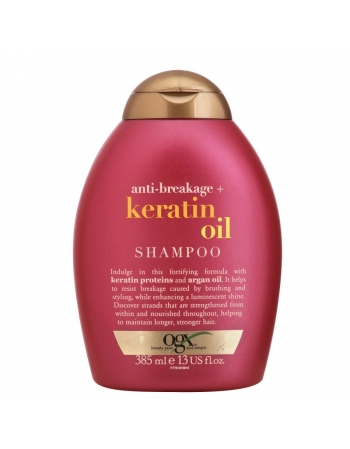 SH J&J OGX KERATIN OIL 6X385ML
