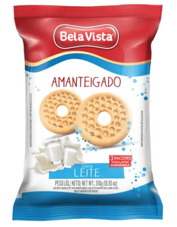 BISC BV AMANT LEITE 20X310