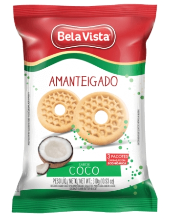 BISC BV AMANT COCO 20X310G